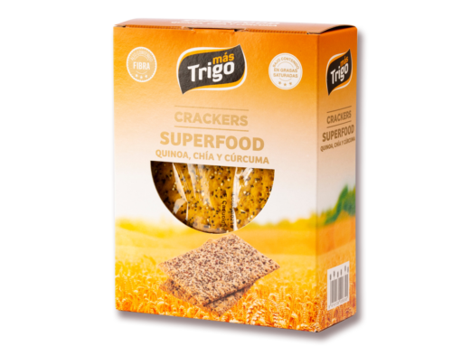 Crackers Superfood