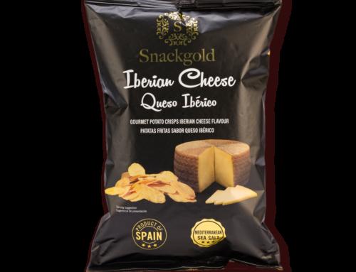 Patatas Fritas Queso Ibérico