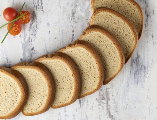 Pan de Molde Proteico